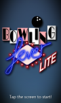 Bowling Fever Lite screenshot 1/3