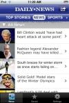 Daily News Mobile - New York Daily News screenshot 1/1