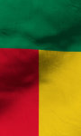 Benin flag Free screenshot 3/5