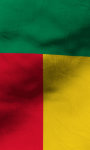 Benin flag Free screenshot 4/5