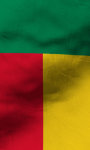 Benin flag Free screenshot 5/5