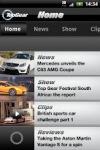 Top Gear News Free screenshot 1/6