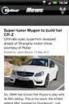 Top Gear News Free screenshot 2/6
