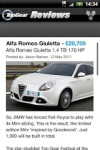 Top Gear News Free screenshot 4/6