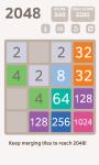 2048 Number Puzzle screenshot 2/3