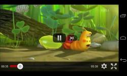 Larva Video Channel screenshot 5/6