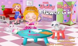 Baby Hazel Flower Girl  screenshot 1/6