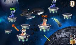 Worms VS Aliens screenshot 3/3