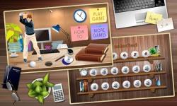Office Golf II screenshot 1/4