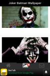 Joker Batman wallpaper screenshot 3/5