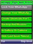 Whatsapp Features and Tricks screenshot 1/1