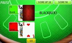 Casino Blackjack 21 screenshot 2/4
