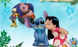 Cute Lilo and Stitch the movie HD Wallpaper screenshot 6/6