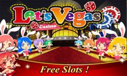 Lets Vegas Slots screenshot 1/6
