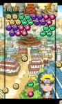 Naruto Bubble Shoot screenshot 2/3