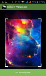 Galaxy HD Wallpaper screenshot 3/3