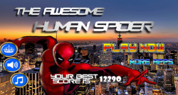 Awesome Human Spider screenshot 1/2