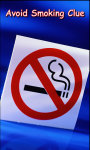 Avoid Smoking Clue screenshot 1/3