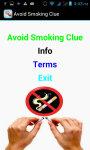 Avoid Smoking Clue screenshot 2/3