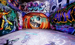 street graffiti wallpapers screenshot 1/1