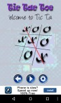 Tic Tac Toe for 2 players screenshot 1/4