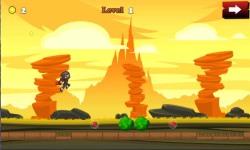 Ninja Super Jumper screenshot 5/6