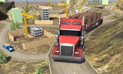 Hill climb 3d truck simulator screenshot 2/6