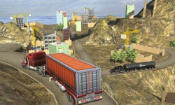 Hill climb 3d truck simulator screenshot 5/6