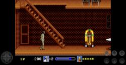 Moonwalker  Jackson screenshot 1/1