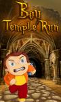 Boy Temple Run screenshot 1/1