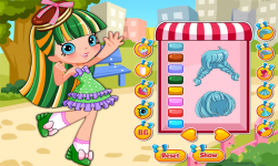 Shopkins Shoppies Jessicake Dress Up screenshot 1/3