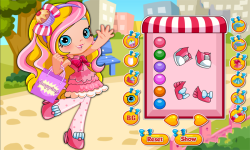 Shopkins Shoppies Jessicake Dress Up screenshot 2/3