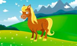 Pony puzzles screenshot 1/6