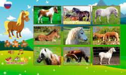 Pony puzzles screenshot 2/6