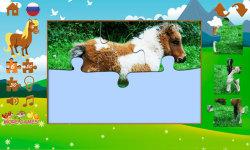 Pony puzzles screenshot 3/6
