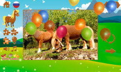 Pony puzzles screenshot 6/6