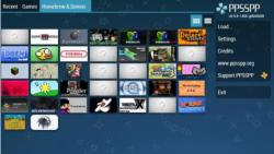 PPSSPP Gold - PSP emulator original screenshot 5/5
