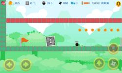 Little Ninja Revenge Game screenshot 2/6