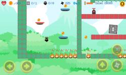 Little Ninja Revenge Game screenshot 3/6