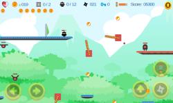 Little Ninja Revenge Game screenshot 4/6