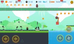 Little Ninja Revenge Game screenshot 5/6