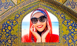 Hijab Photo Frames screenshot 1/6