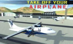 Plane Simulator transparent screenshot 1/4