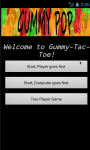 Gummy-Tac-Toe screenshot 2/3