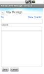 OneMail screenshot 3/6