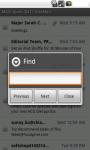 OneMail screenshot 4/6