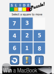 Slide  Puzzle screenshot 1/2