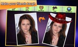 Funny Face Maker Camera Magic screenshot 2/4