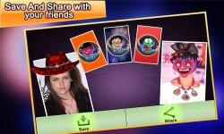 Funny Face Maker Camera Magic screenshot 4/4