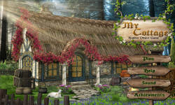 Free Hidden Objects Game - My Cottage screenshot 1/4